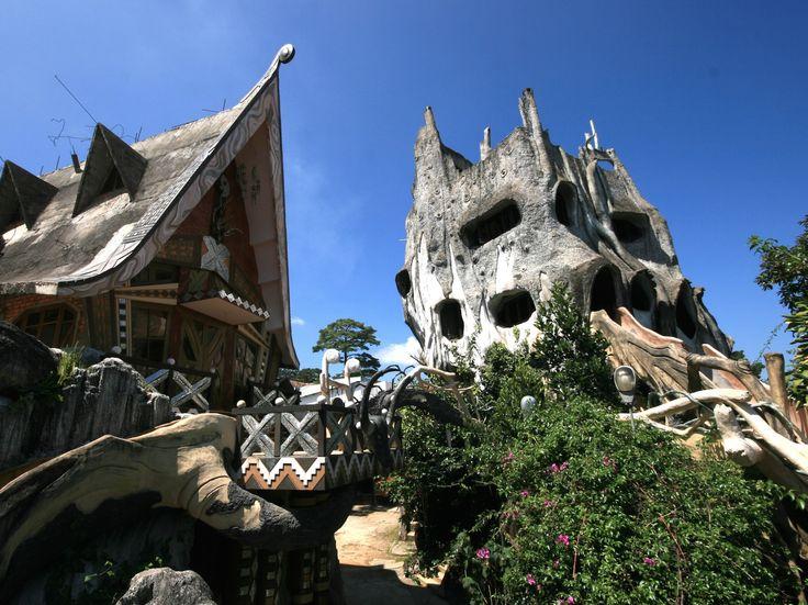 Vietnam Treehouse Part - 40: Os Preços Começam Nos 30 Euros Por Noite.
