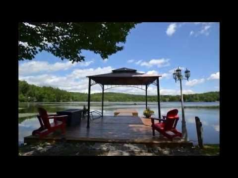 Bancroft Waterfront Cottage/Home
