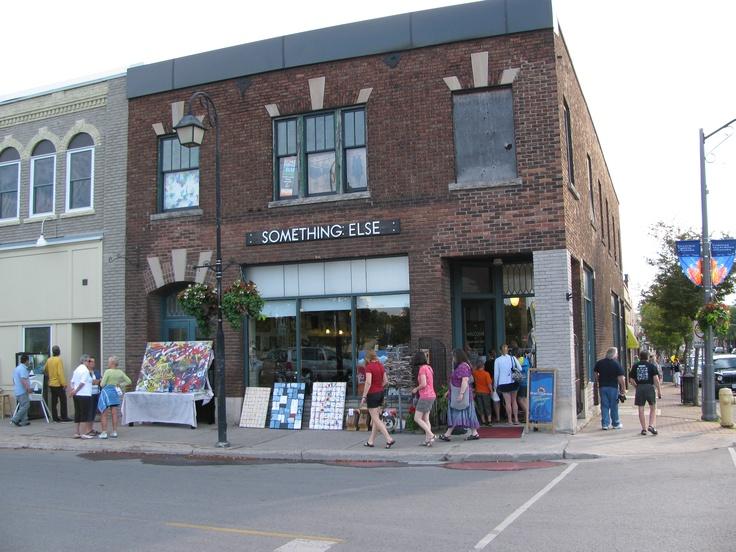 Something Else. Art Crawl in Port Colborne, Ontario | The Niagara Local