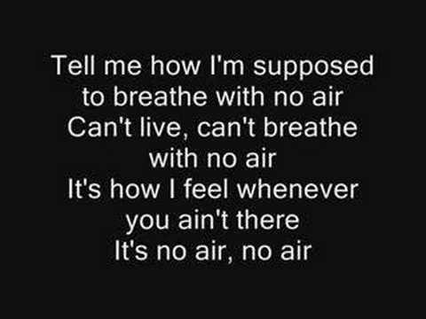 No Air-Jordin Sparks Ft.Chris Brown *LYRICS*