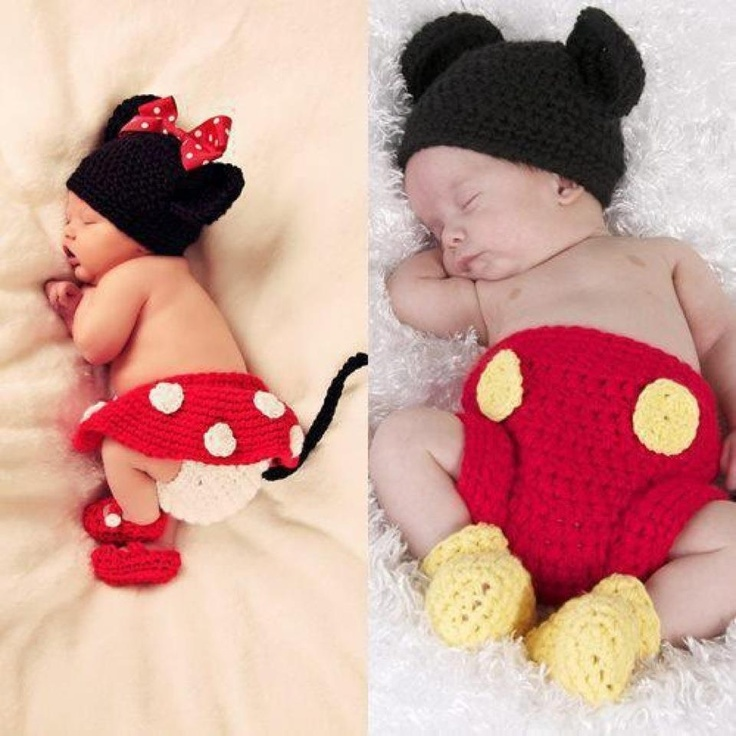 too cute to handleMickey Mouse, Minis Mouse, Minnie Mouse, Diapers Covers, Kids, Baby Outfit, Crochet Pattern, Mickeymouse, Disney Baby