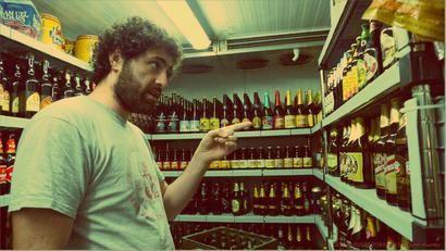 Okno na świat - novastreet. Nie odmawiaj piwa Libańczykowi!