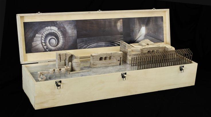 Architecture Model - Moocooboola 2013