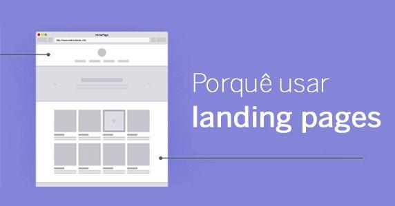Tem visitantes no seu website mas não os consegue converter em leads? Qual a melhor maneira de os converter? Com landing pages.