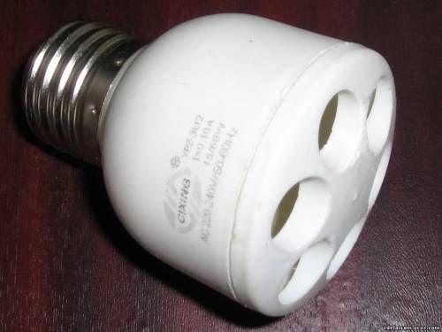 Переделка люминесцентной лампы на светодиодную » Сделай сам своими руками - поделки и мастер-классы для всех