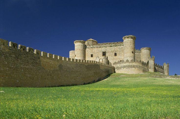 Castillo de Belmonte - Cuenca