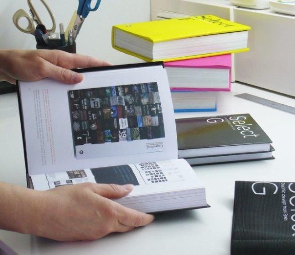 Colección de Anuarios de diseño español. 2003-2013. Index Book. Maquetación y diseño de Artimaña. www.artinet.net