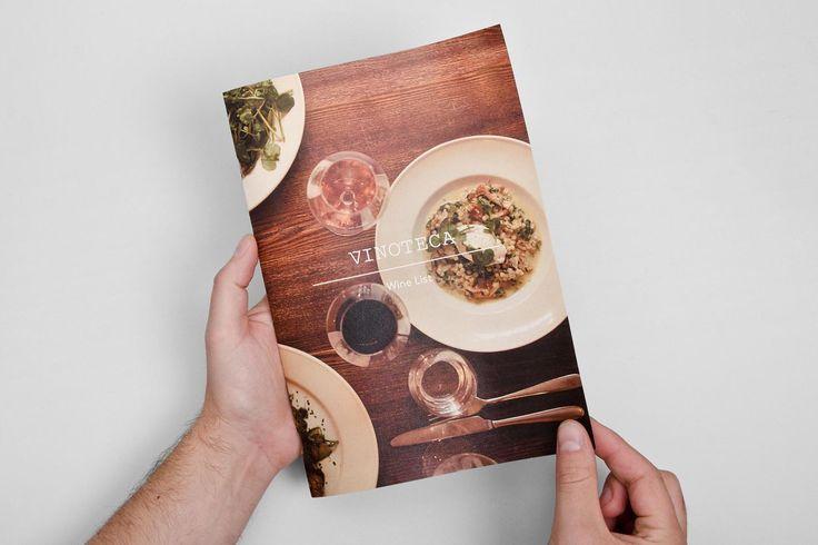 Vinoteca. Rebranding wine and food – dn&co.