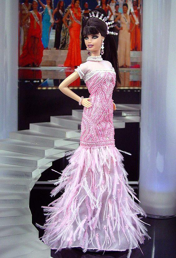 Miss Arkansas 2012 by Ninimomo Dolls
