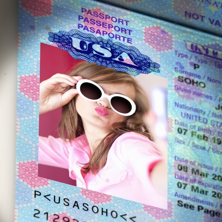 How to get Passport Photos for $0.35 - Bucking the Trend