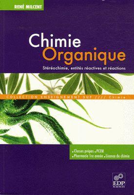 la faculté: Chimie Organique