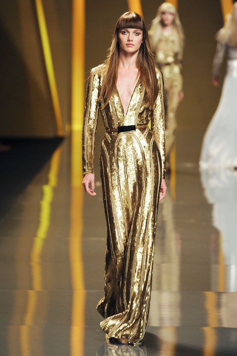 Elie Saab, Fall 2012 RTW: Eliesaab, Couture Gowns, Ellie Will Be, Fashion Week, Fall2012, Fall 2012, Fall Trends, Fall Fashion Trends, Elie Saab Fall