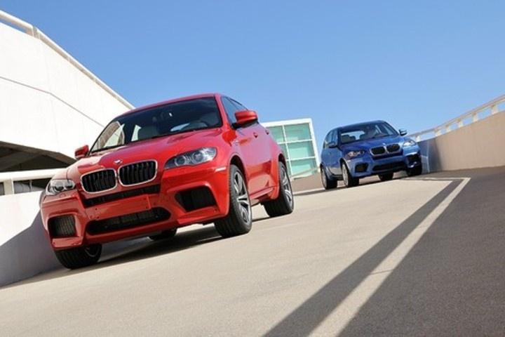 BMW X5 und X6 sind bei Dieben besonders beliebt!