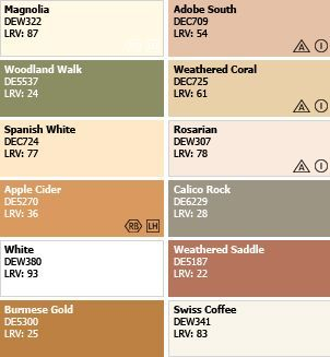 199 best exterior color palatte images on pinterest for Spanish colonial exterior paint colors