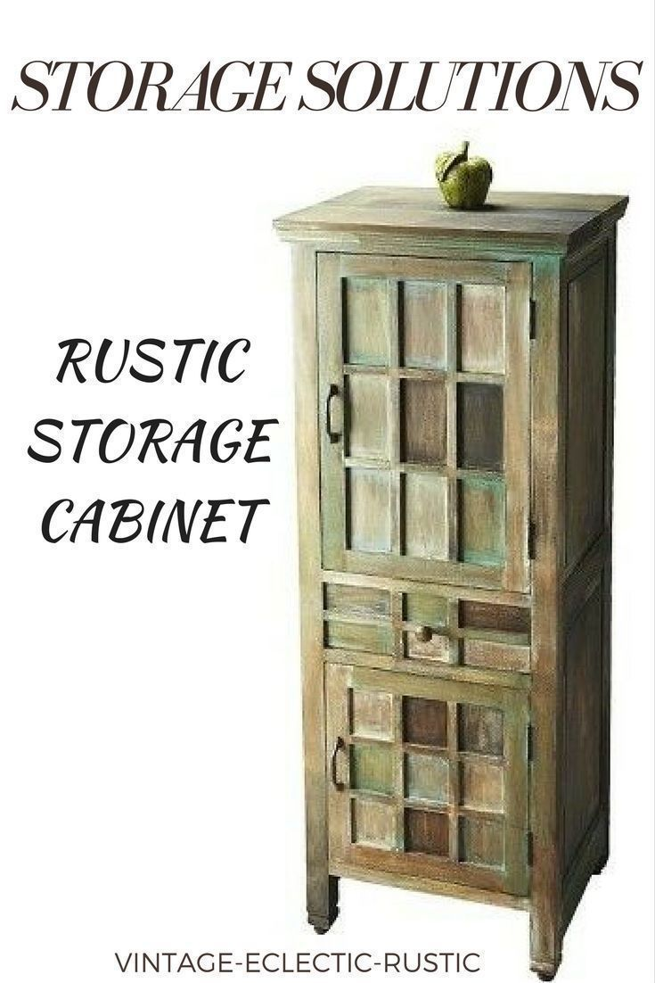 Absolutely love the look of this cabinet #ad #furniture #eclectic #storage