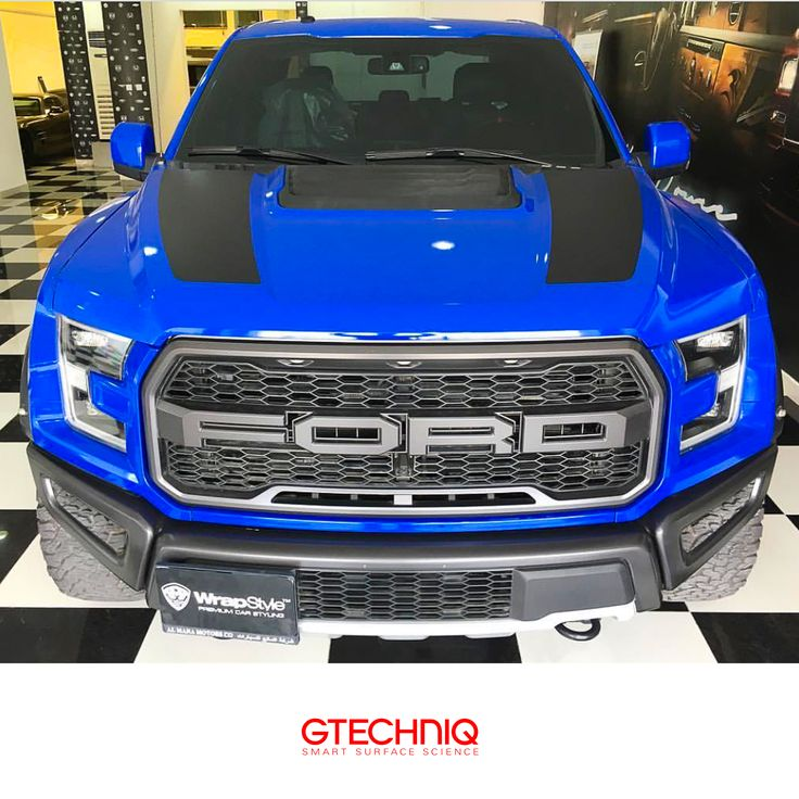 Wonderful #Ford F 150 Raptor Wrapped And Then Protected By Gtechniq And Our  Accredited Detailer