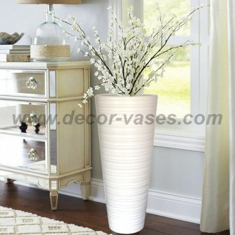 les 25 meilleures idées de la catégorie grands vases de plancher