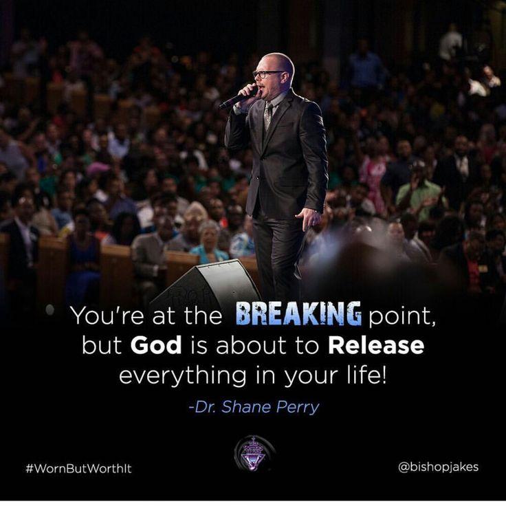 Breaking Point....