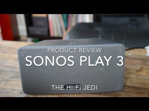 Sonos Play: 3 Speaker Review - Tested - Best Wireless Speaker Reviews by...