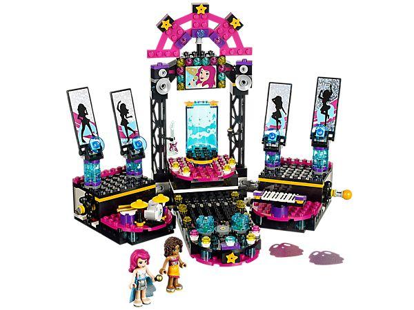 Organise un concert spectaculaire avec LEGO® Friends !
