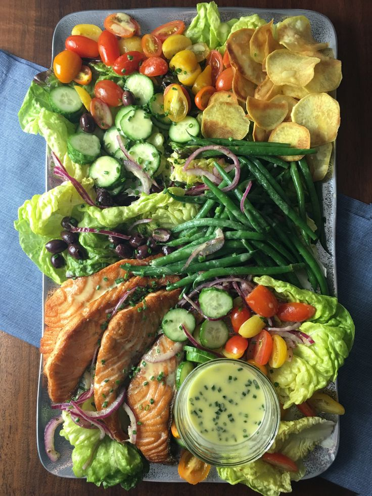 This is a favorite for a dinner party or a graduation celebration menu. I just love giant salad platters highlightingall the produceof spring. What I especially like about this one is that I can …