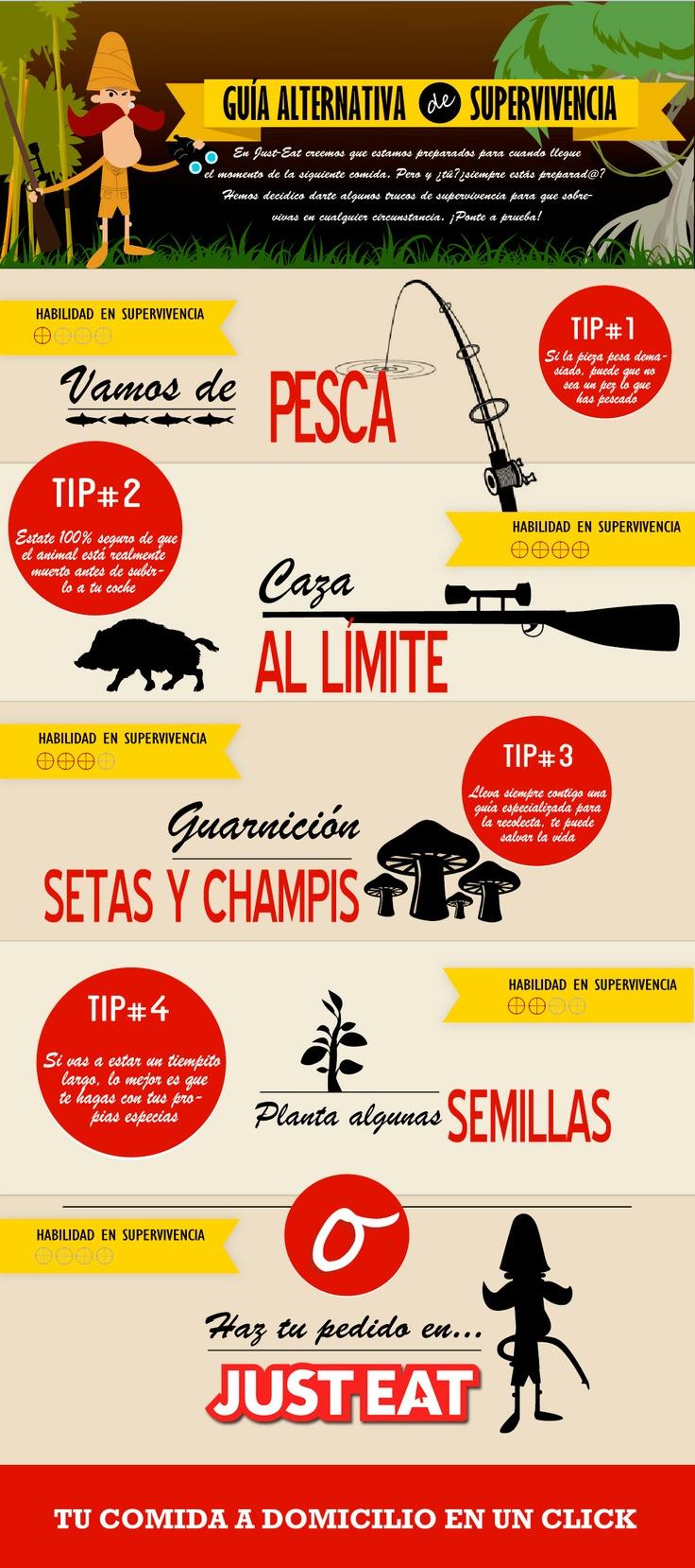 #JustEat ¿Te atreves a sobrevivir en la selva?  http://blog.just-eat.es/guia-supervivencia/