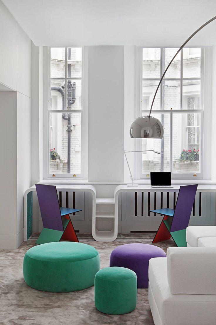 Laat je inspireren door het interieur van dit prachtige huis in Londen - Mixed Grill