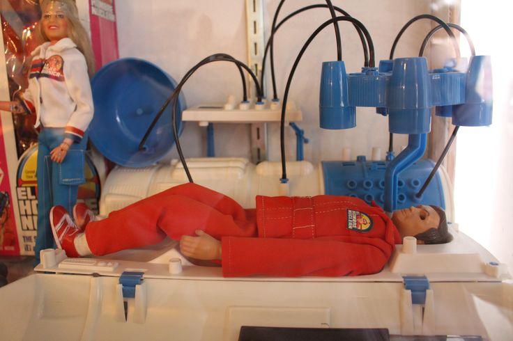Muñeco Lili Ledy, Hombre Bionico