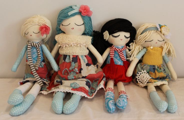 Cloth Doll Plush : gallery of gorgeous girls