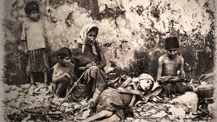 As a proportion of the total population, more people died in Greater Syria than anywhere else in the world during the First World War. In Mount Lebanon a third of the population died of famine and disease.