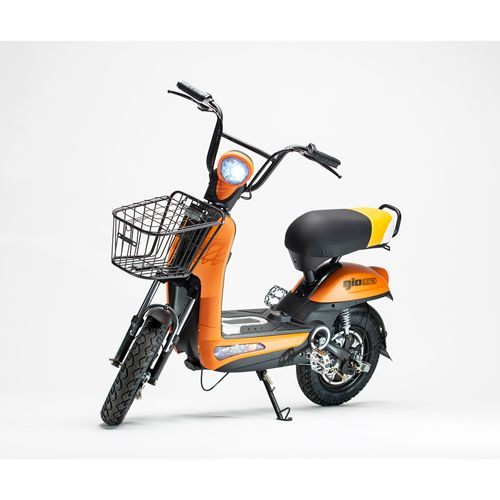 GIO Rogue 350-Watt Electric Scooter - Orange   - Online Only