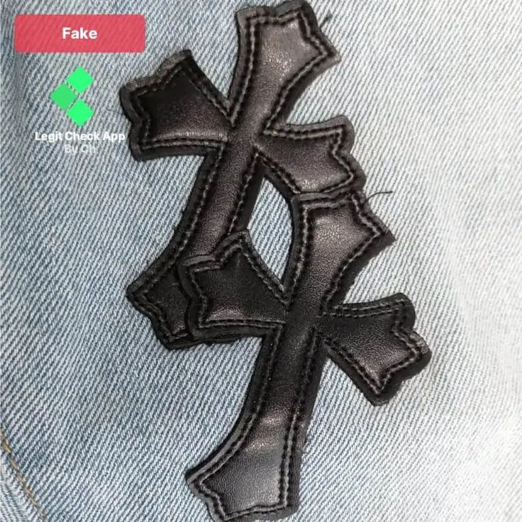 Chrome Hearts Jeans Fake Vs Real Guide How To Spot Fake Chrome Hearts Jeans Legit Check By Ch In 2021 Chrome Hearts Fake Chrome
