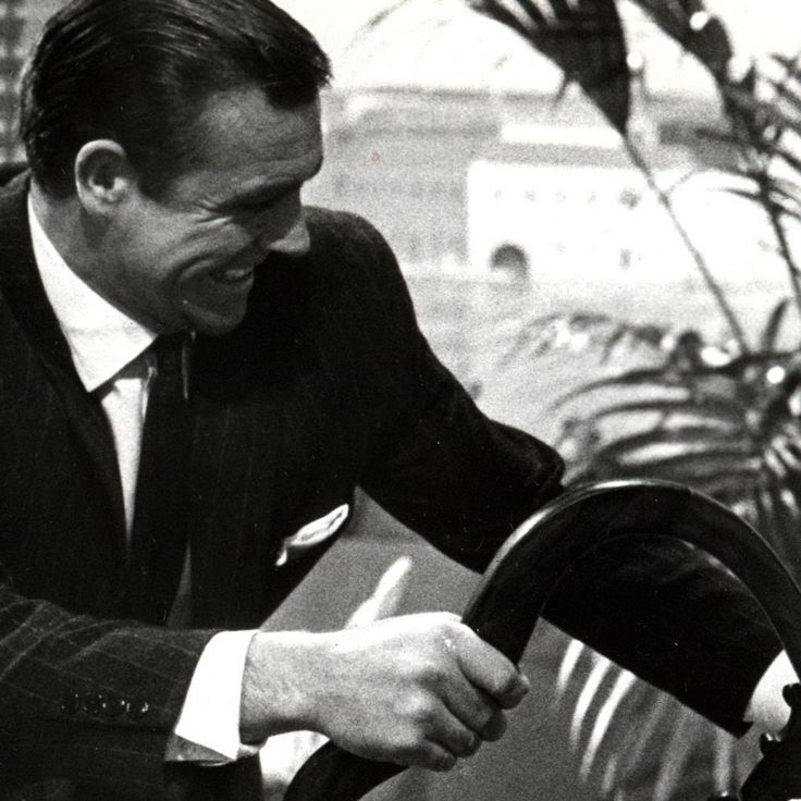 Original 1964 JAMES BOND Sean Connery From Russia With Love 8 X 10 United Artists Movie Still Lotte Lenya Rosa Klebb F R W L #37
