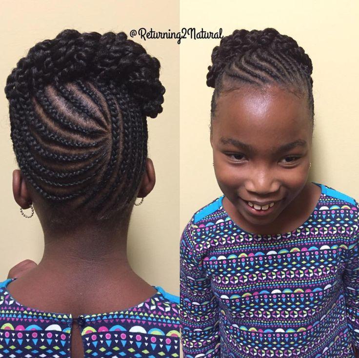 Cute! via @returning2natural - Black Hair Information Community