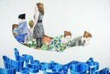 2013 Susanne Kerr, Penumbra (detail #1) (1000 x 1250mm), Private collection