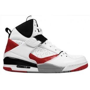 http://www.asneakers4u.com/ Air Jordan Flight 45 White Varsity