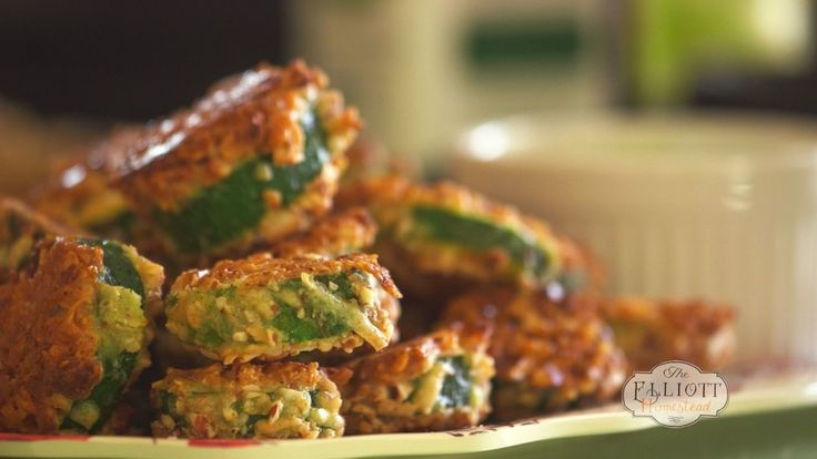 Cook up tasty oven-fried zucchini with garlic aioli using this recipe from The Elliott Homestead. Zucchini is a crisp, hearty vegetable you can grab straight from the garden or fresh from the store. Click in for a video tutorial and the full recipe.