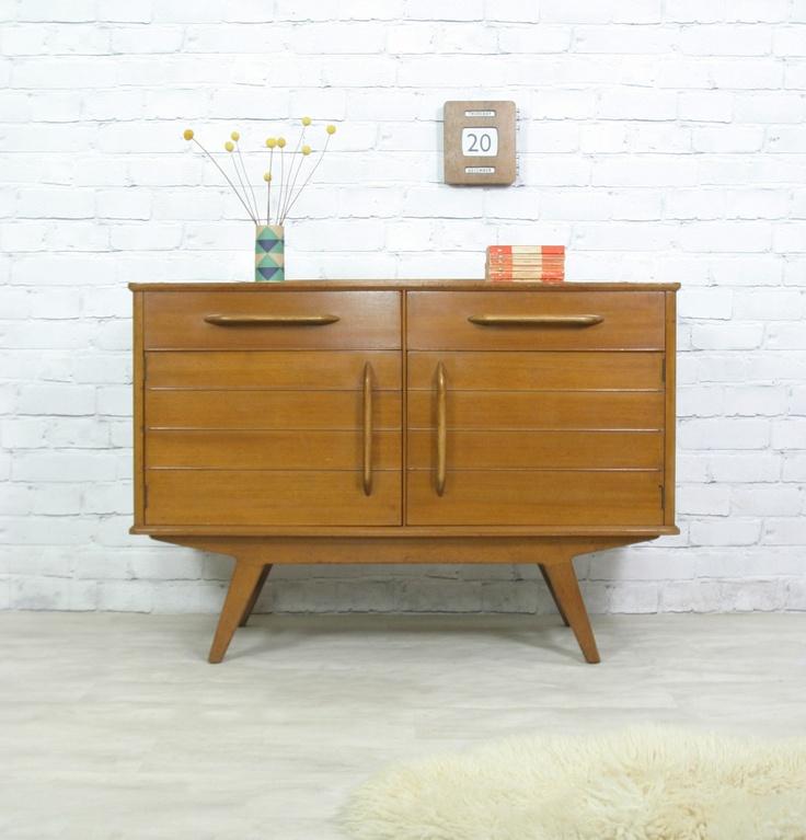 G Plan Retro Vintage Teak Mid Century Danish Style Sideboard Eames Era 50s 60s Ebay