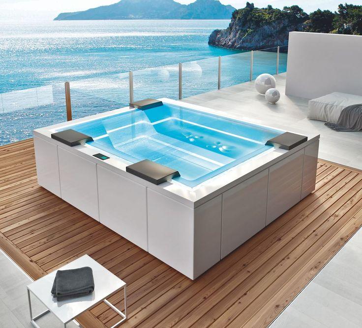 16 best treesse mini piscine idromassaggio images on pinterest mini pool spa and zen design. Black Bedroom Furniture Sets. Home Design Ideas