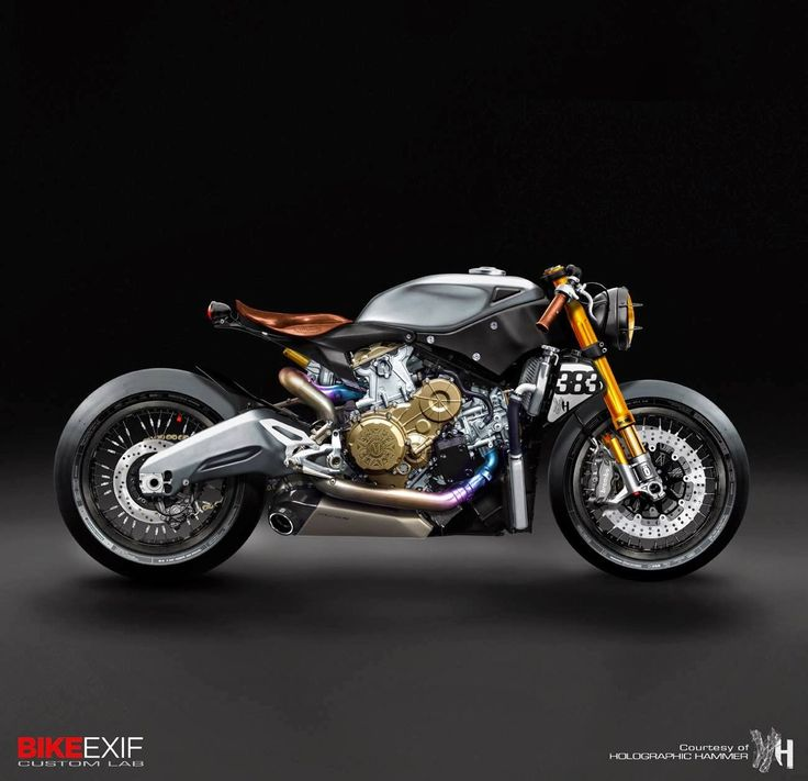 "thealphagentleman: ""Ducati 1199 Panigale Cafe ∆ """