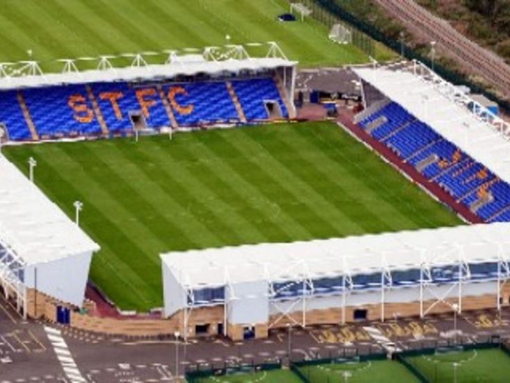 New Meadow, Shrewsbury