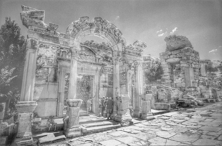 Temple of Hadrian, Ephesus, Turkey
