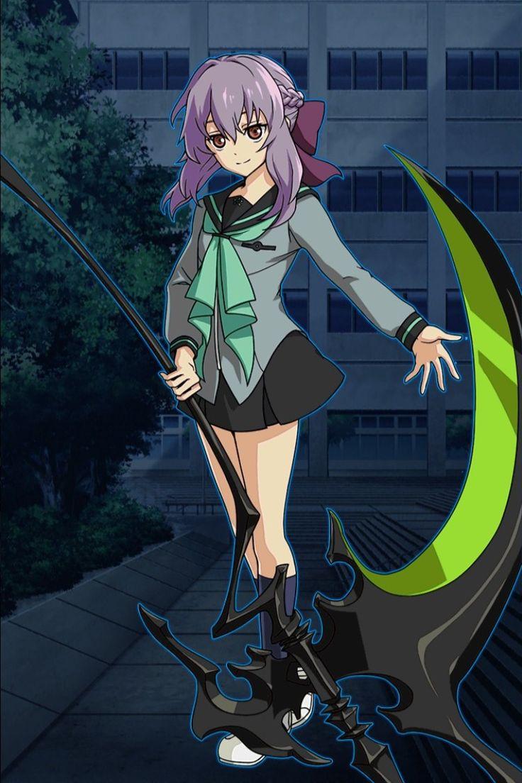 Shinoa Hiiragi Anime Seraph of the End Birthday