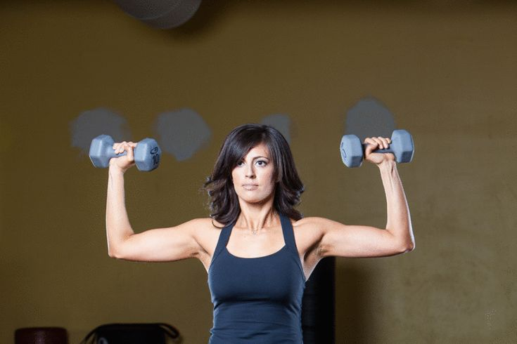 Change up today's workout with this upper body HIIT workout.