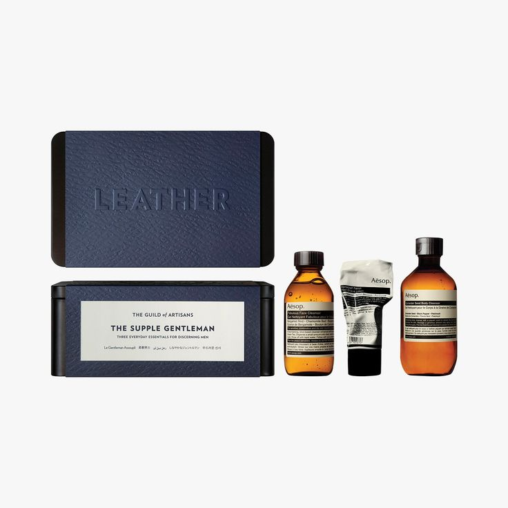 Coffret,  Le Gentilhomme Assoupli - Aesop - Find this product on Bon Marché website - Le Bon Marché Rive Gauche
