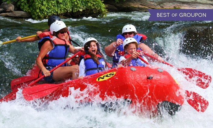 Harpers Ferry Adventure Center - Harpers Ferry: Ziplining or Whitewater-Rafting for One or Two at Harpers Ferry Adventure Center (Up to 27% Off)