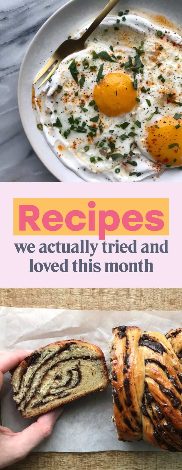 14 Tried And True Recipes You Should Make This Month