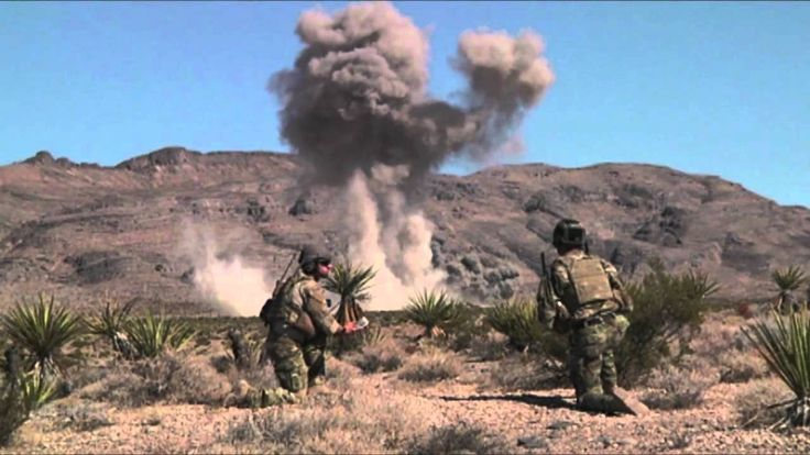 A-10 Close Air Support Live Fire Exercise (2011)