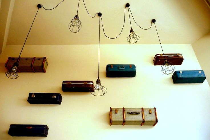 Wall decor and pendant lights | by Nikos Kyriazis