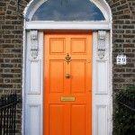 Inspirerende houten voordeuren: de Dublin doors